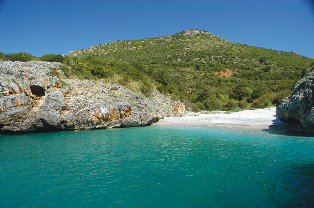 Archeologia e la costa del Cilento