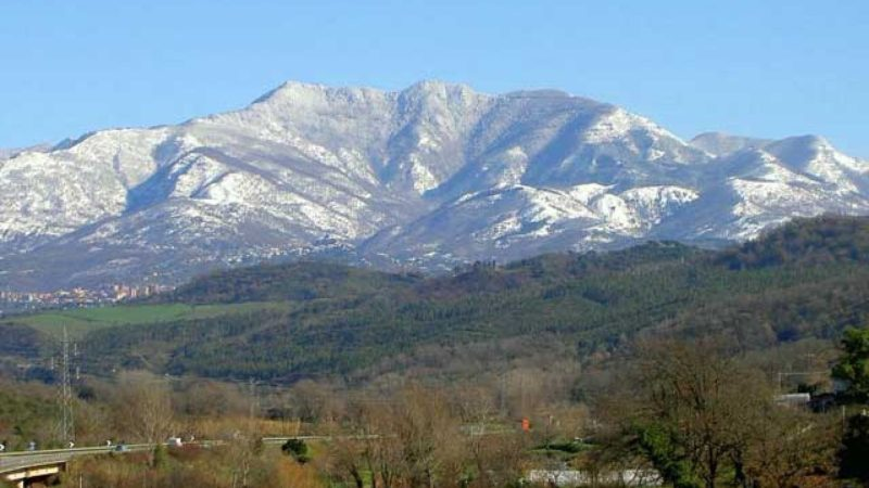 La montagna sacra del Cilento Monti Stella e Gelbison