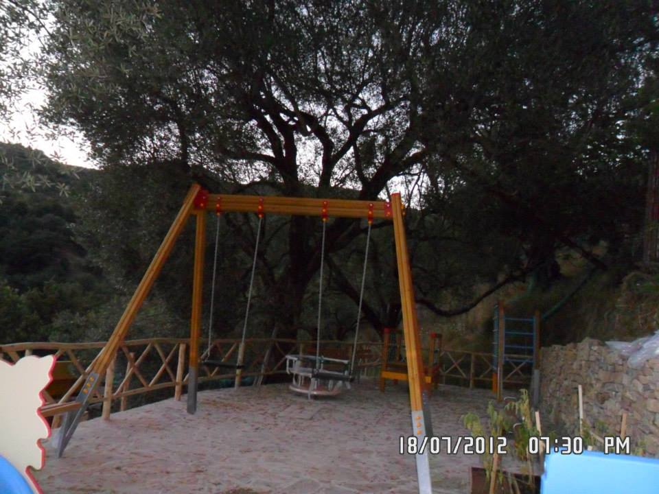 N'capu Rurio parco giochi