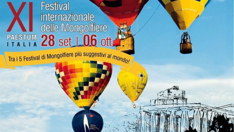 Festival internazionale mongolfiere