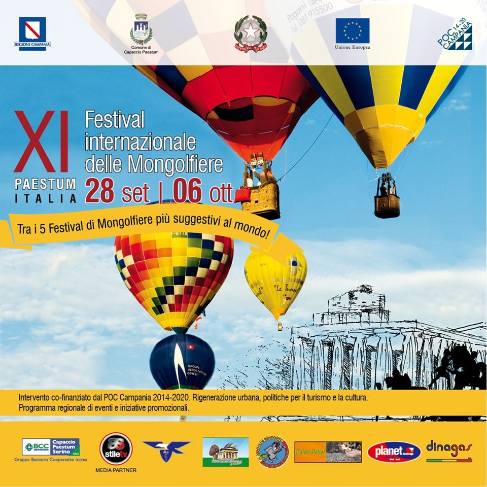 Festival Internazionale delle Mongolfiere