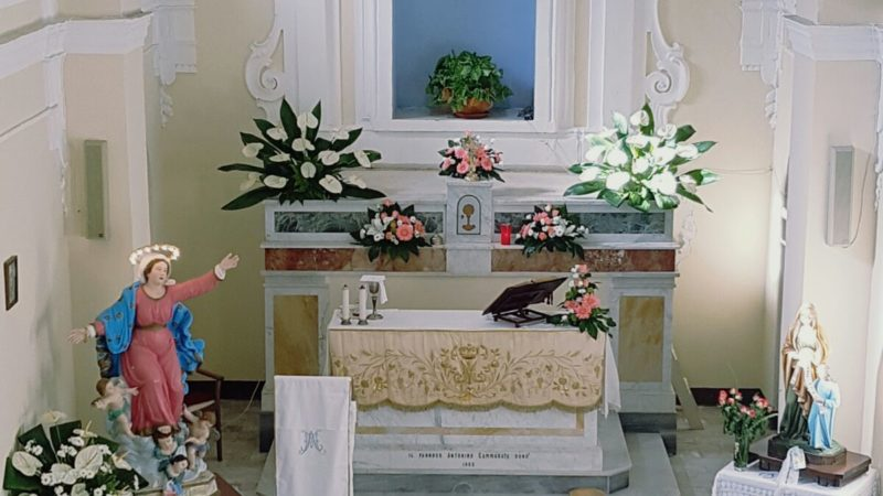 Cappella della Madonna Assunta