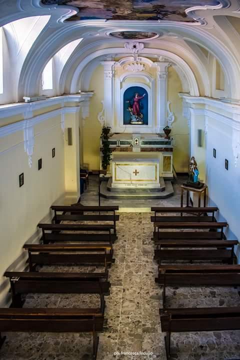 Cappella della Madonna Assunta - Pisciotta