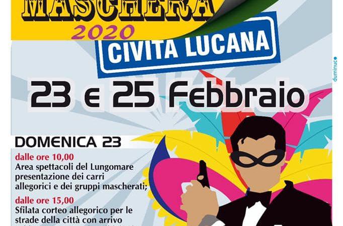 Carnevale 2020 a Sapri