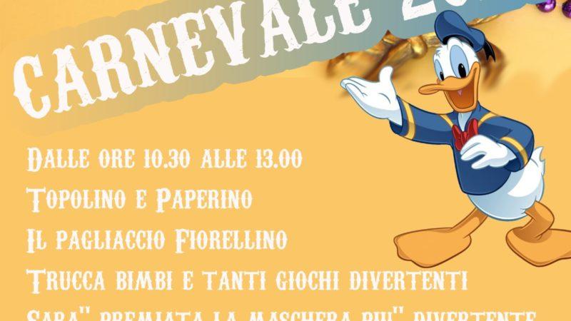 Carnevale 2020 a Pisciotta