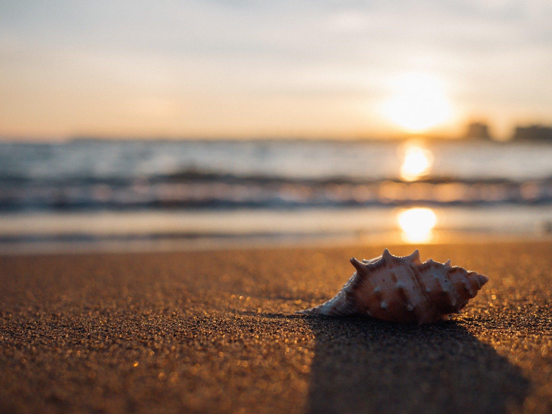 Spiaggia delle Saline a Palinuro
