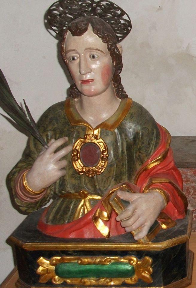 La Biografia di San Mauro Martire
