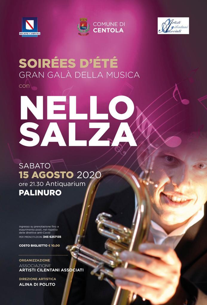 Soirées d'été - Gran Galà della Musica con Nello Salza