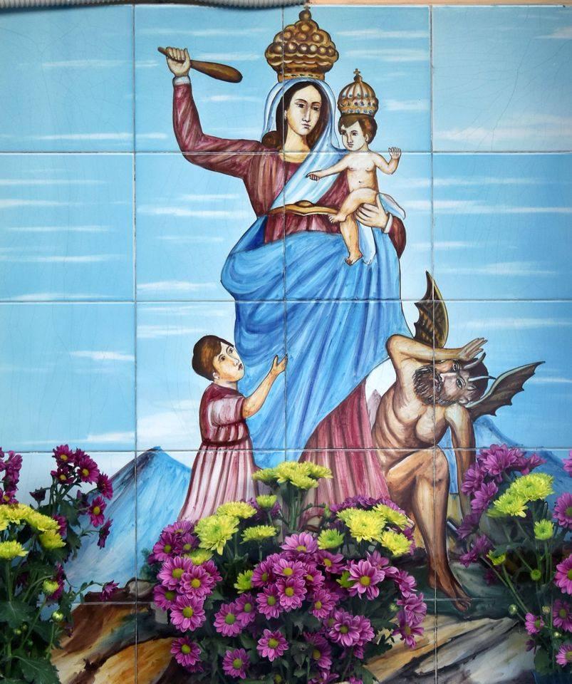 Cappella del Rosario a Laurino