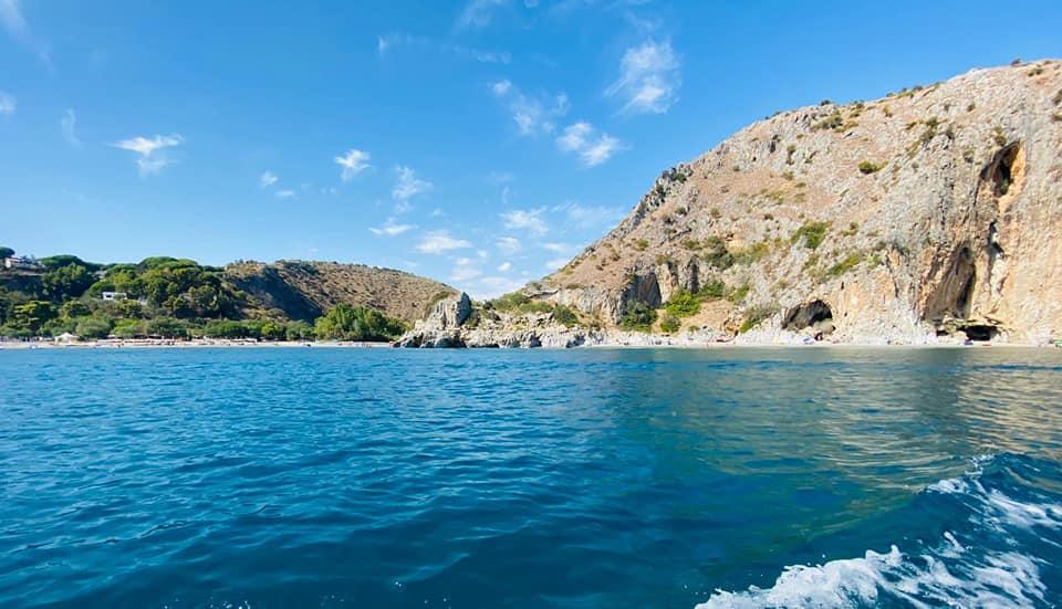 Le spiagge di Capo Palinuro