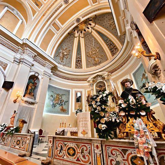 Chiesa dei Santissimi Pietro e Paolo a Pisciotta